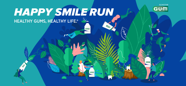 HAPPY SMILE RUN